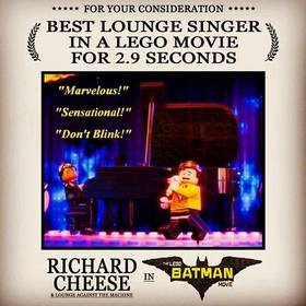 Press + Pics - RICHARD CHEESE & LOUNGE AGAINST THE MACHINE